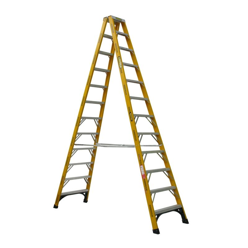 36 Meter Aluminum Step Ladder