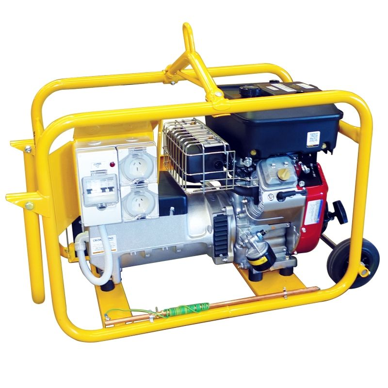 Crommelins Generator 10kVa