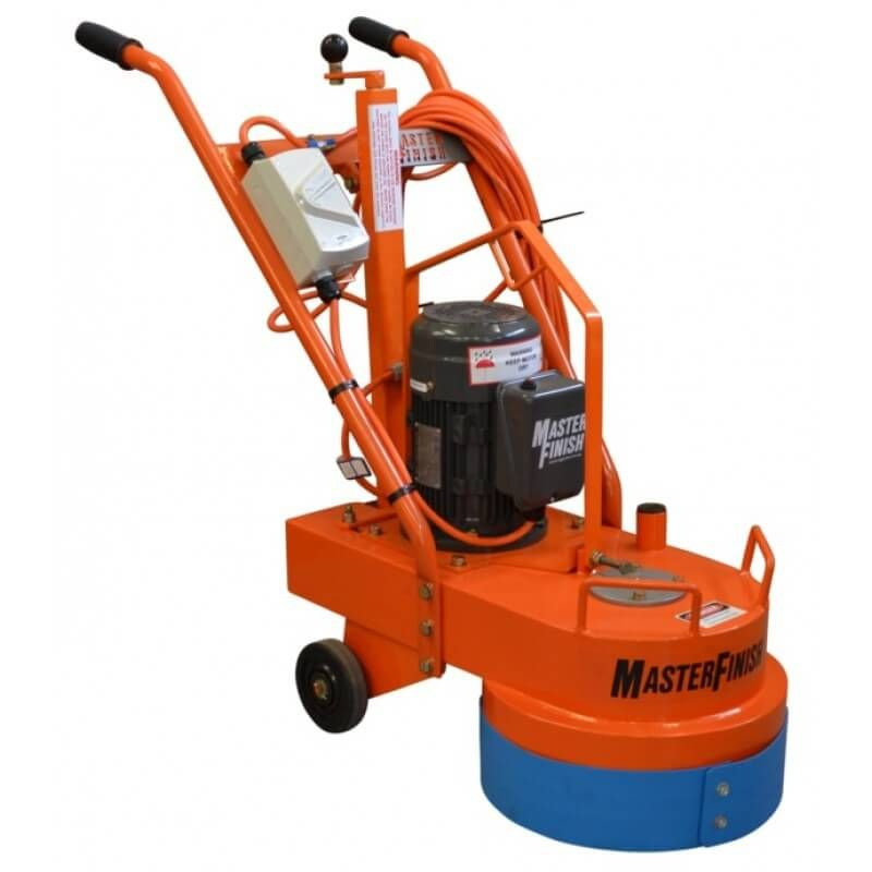Master Finish G1A Electric Terrazzo Floor Grinder