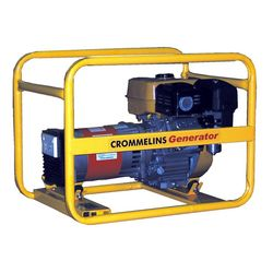 Crommelins Generator 5kVA