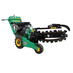 HT912 Red Roo Hydraulic Trencher
