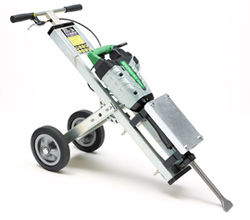 Hitachi Tile Remover on Trolley