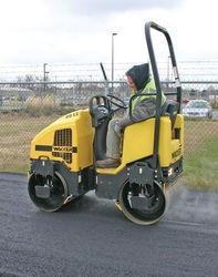 Wacker RD-11 1.6 Ton Ride-On Roller